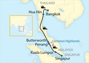 Agencija za izlete iz Singapura